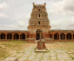 Hampi Honeymoon Tour Package