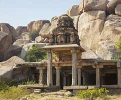 Hampi Tourism Honeymoon